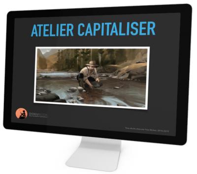 Ecran Capitaliser Chercheur d Or